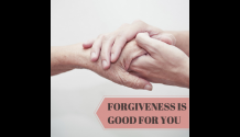3 Health Benefits of Forgiveness
